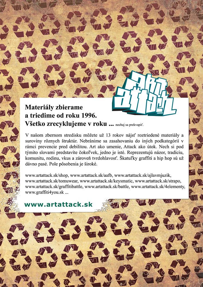 2c38b9eee5cb Tomu Wear   ArtAttack – tretie vianoce a edícia tričiek s dizajnom by Marek  Nový   Poznáte z TV (Panelák)