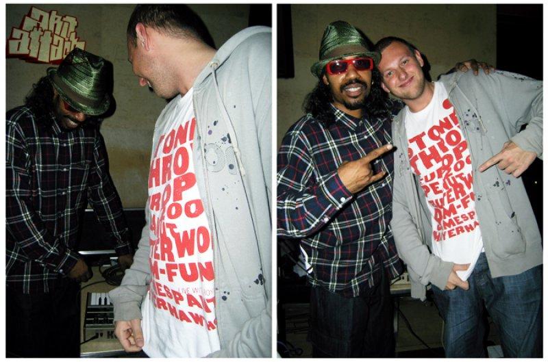 Dam Funk Europe Tour