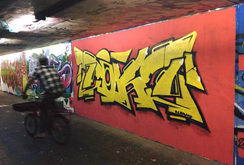 DokeTV: Slovak graffiti YouTuber - ArtAttack.sk