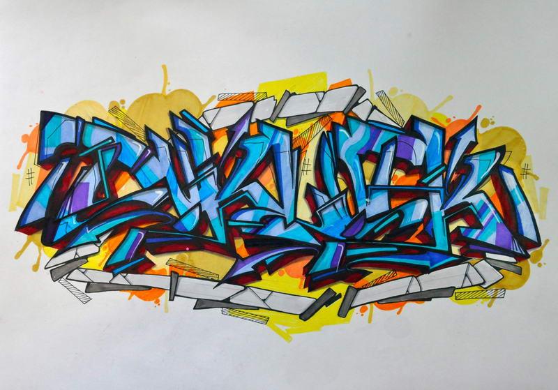 DokeTV: Slovak graffiti YouTuber