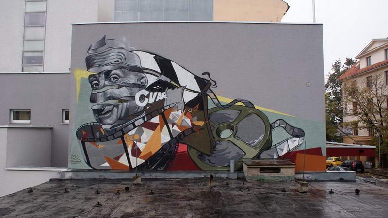 Graffiti Maľby Na Zakazku Maľovanie Na Steny So Sprejom