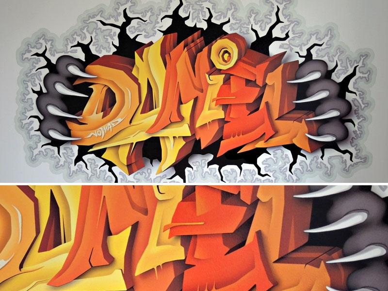 Graffiti Design Koľko Stoji Graffiti Maľba