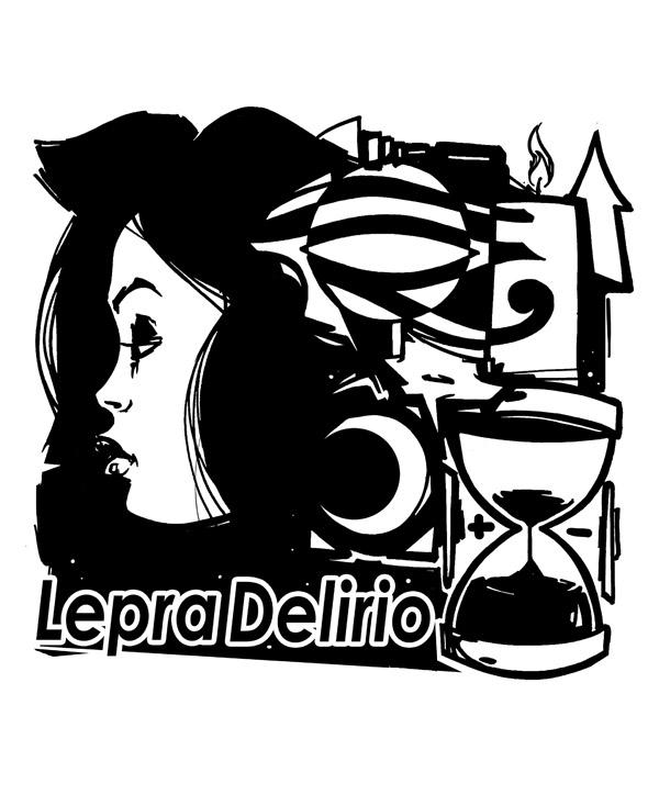 6303f7dce17b Lepra Delirio - mašinéria dizajnov - ArtAttack.sk