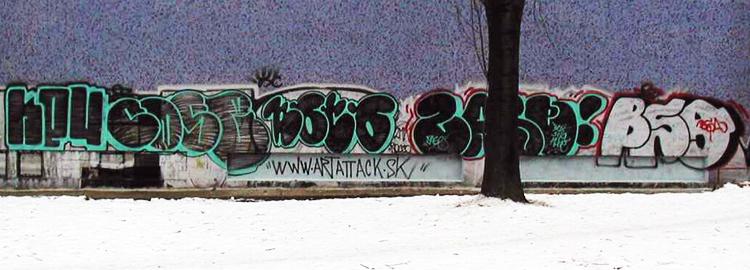 Bratislava apríl-september 2002