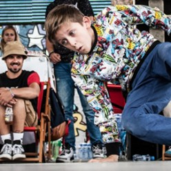 Aký bol Hip hop kemp 2014?