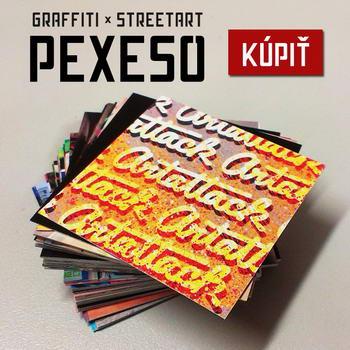 Kúpiť ArtAttack graffiti & streetart pexeso