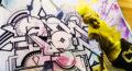 Panika Sketche: fixky + papier = farebná edícia 2017