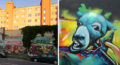 Graffiti jam v Trnave: Špačínská cesta 2017